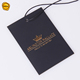 Sinicline custompaper garment hangtags clothing label card