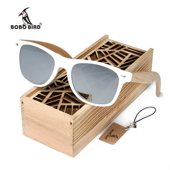 ef704bfd5d BOBO BIRD china men sun glasses plastic wooden sunglasses women glasses  free shipping Polarized bamboo