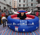 hot sale inflatable mechanical bull for sale, inflatable rodeo bull riding machine, mechanical bull price wholesale