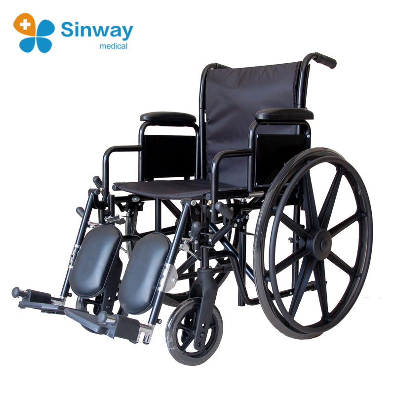 American Style mag Wheel Manual Wheelchairs For Disabled Sale