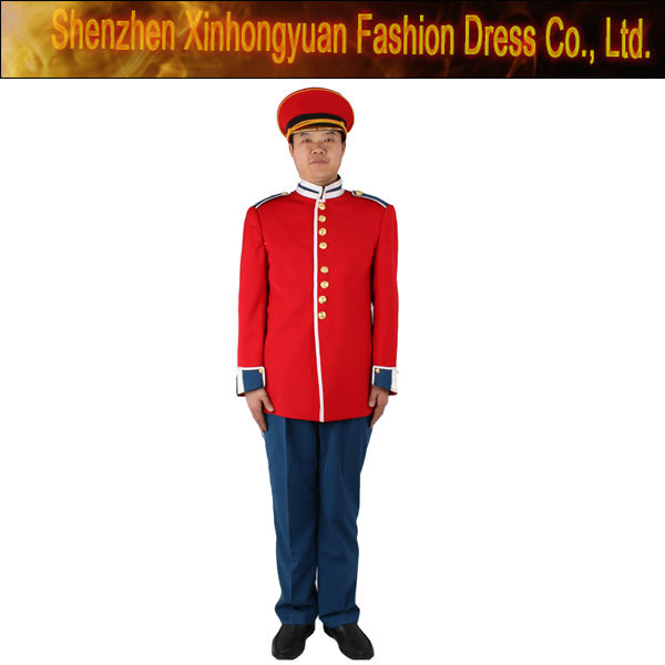 Custom Red Band Military Uniform For Sale - Buy Military Uniform For  Sale,Army Uniforms For Sale,Maid Uniforms For Sale Product on Alibaba com