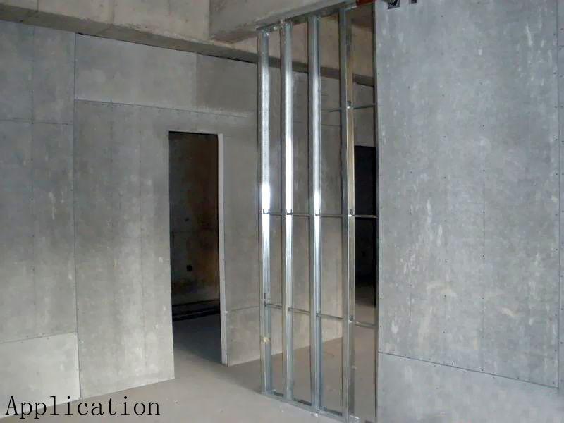 Fiber Cement Exterior Wall Panels Eco Friendly Fibre