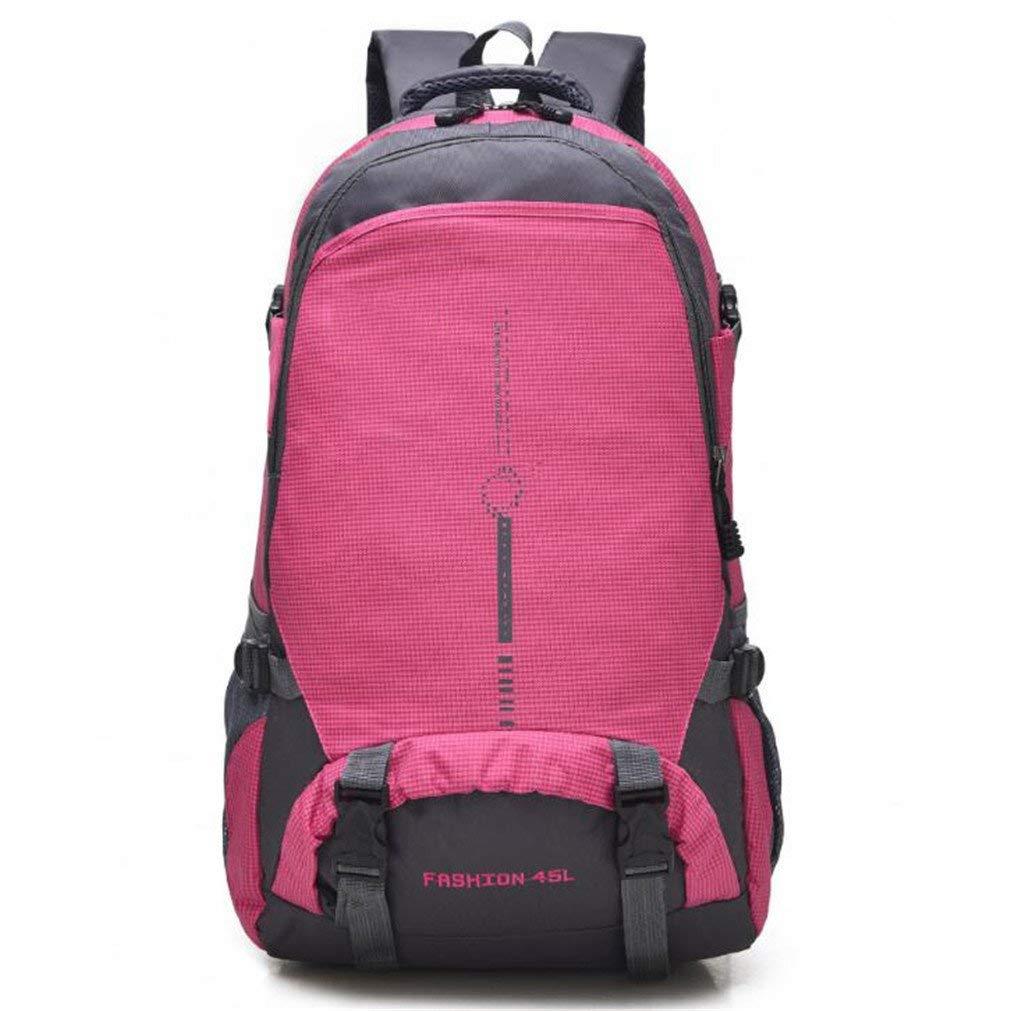 KEXKL 45L Waterproof Ourdoor Backpack Sports Rucksack Hiking Climbing Camping Hiking Knapsack Packsack Bags For Men Women