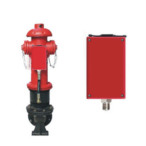 Smart Fire Hydrants IOT Remote Monitoring Water Supply Pressure Sensor
