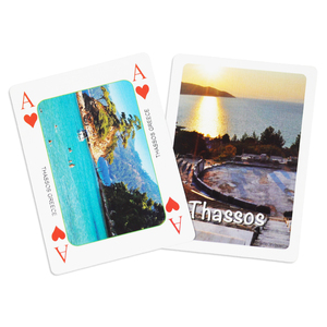 High Quality Unique Gifts Pvc Full Colors European Custom Flash For Educational Role Playing Cards Games
