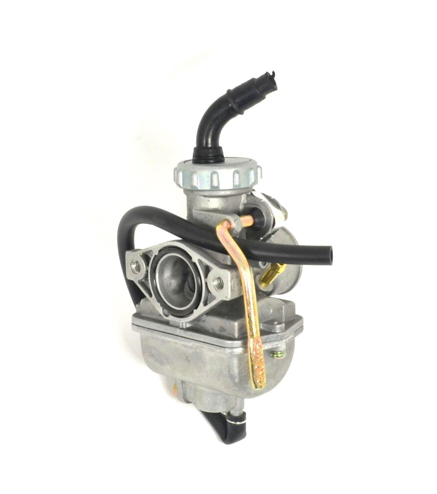Carburetor PZ20 50 70 90 110 125cc ATV Quad Go kart UTV SUNL TAOTAO JCL Chopper