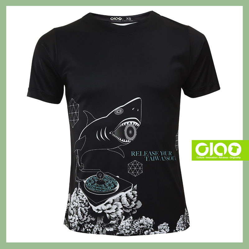 Ciao Sports wear - Customized lace ladies t shirt for Singapore