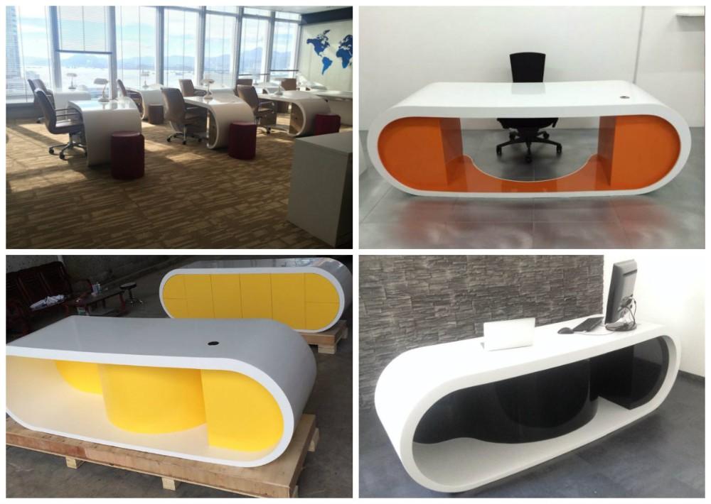 2017 modern office desk accessories front office desk design - buy