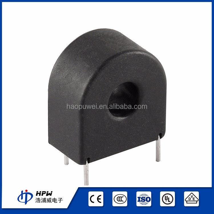 Decorative ISO pcb mount current transformer low price