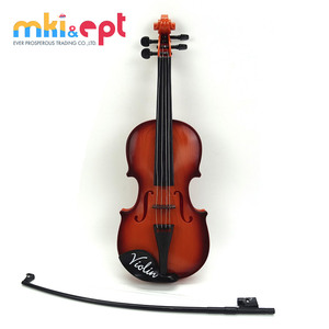 Hot selling kids toy electronic plastic violin toy for kids