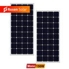 Small Mono 150W Solar Panel Cheapest Price For Pakistan Lahore