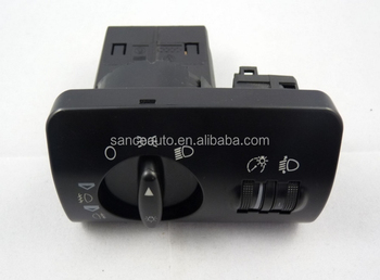 For Audi A6 C5 97-01 Head Light Switch Headlight (hsvw002)4b1 941 ...