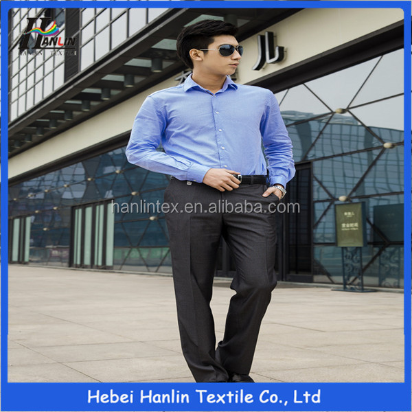 Fabric flim and good air permeability fabric with 65 polyester 35
