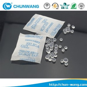Silica gel raw material food additives