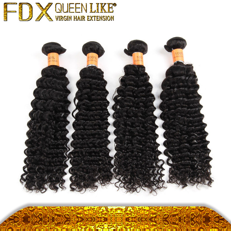 Sewing Weft Tight Curly, Deep Wavy <strong>Human</strong> Hair, Hair Weave Brazilian <strong>Human</strong>