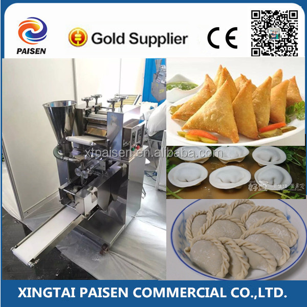 factory low price automatic restaurant favorite samosa machine/empanada machine