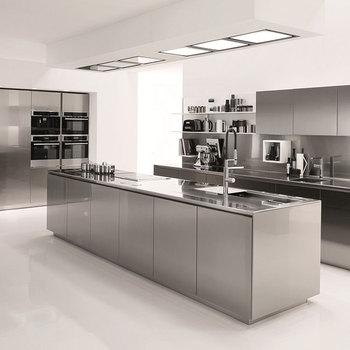 Modern Design Waterproof Aluminium Kitchen Cabinet Buy Aluminium
