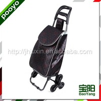 european style trolley shopping cart hot sale small grocery carts