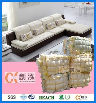 Hot Product Waste Recycling Sofa Sponge Materials