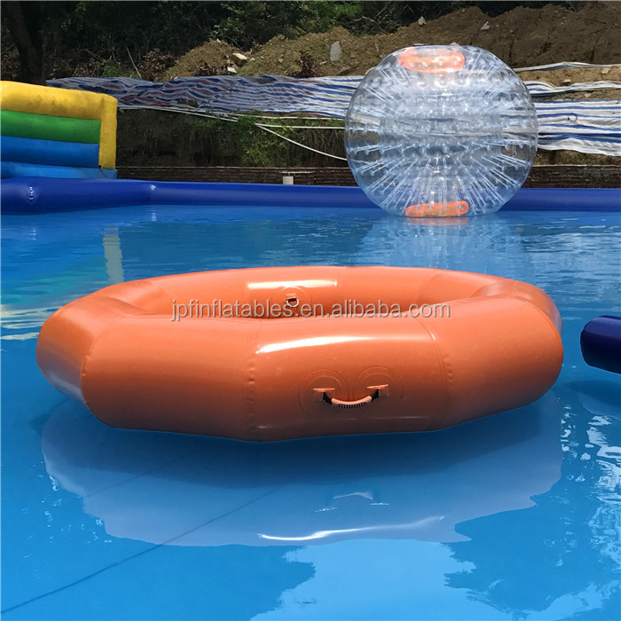 2019 indoor kids little water inflatable pond for family