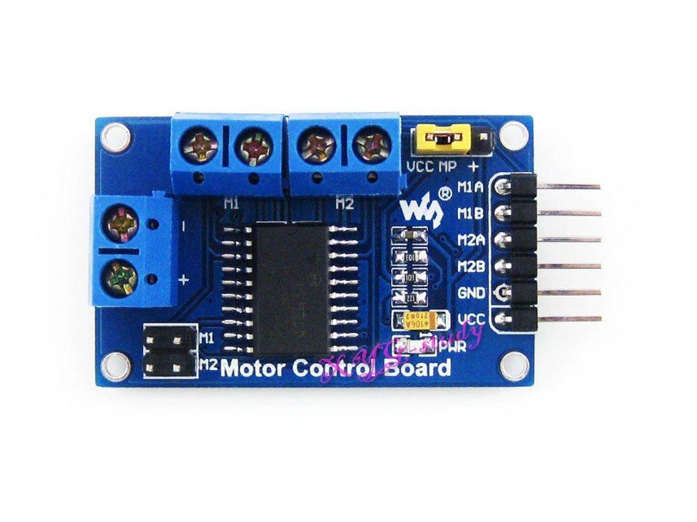 [Motor Control Board] drives DC Stepping Motors Onboard dual H-bridge driver L293D Module Kit @XYG