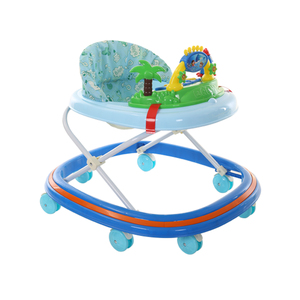 New design swivel wheels baby walker modern tube baby walker wholesale