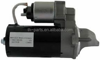 Bosch 12v starter motor 0001109035 for perkins buy for Bosch electric motors 12v