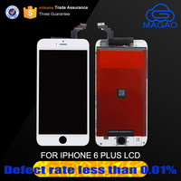 Factory Outlet 5.5 Inch LCD For iPhone 6 Plus Lcd Screen And Test Passed