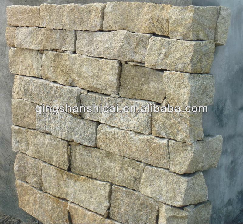 fabriqu pierre de granit mur placage panneau empil s rugueuse slate d co panneau pierre. Black Bedroom Furniture Sets. Home Design Ideas