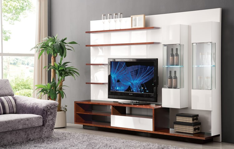 Small Bedroom Tv Unit Design Modern