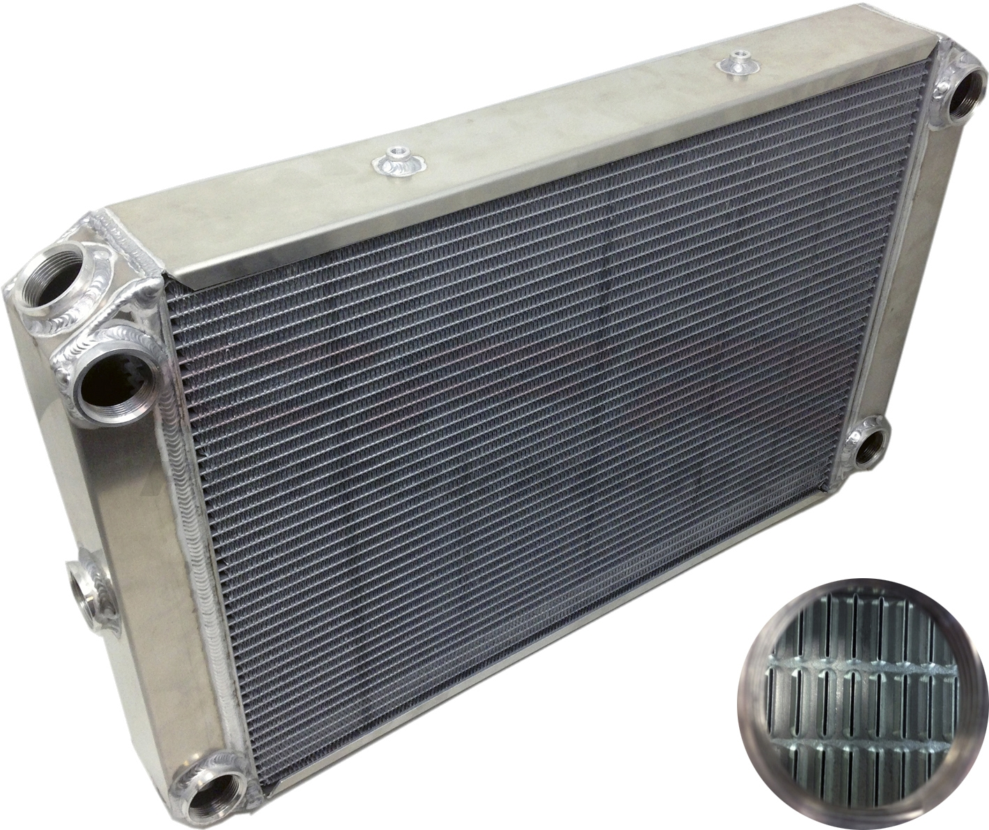 Wholesale Price for Aluminum Radiator/Heatsink Extruded Profile