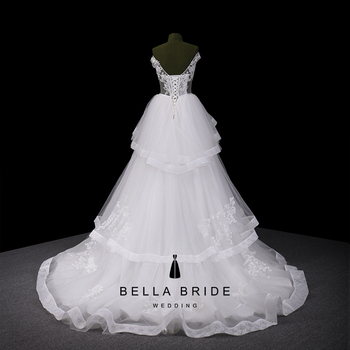 Ivory Marriage Gowns Traditional Wedding Dresses Bridal Gown Best Vestidos De Novia 2017