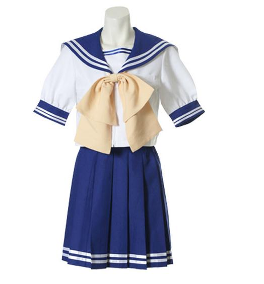 Sailor Moon School Uniforms withSailor collar t-shirt for japanese designs