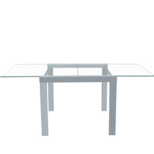 Square folding / civilian modern design style dining table