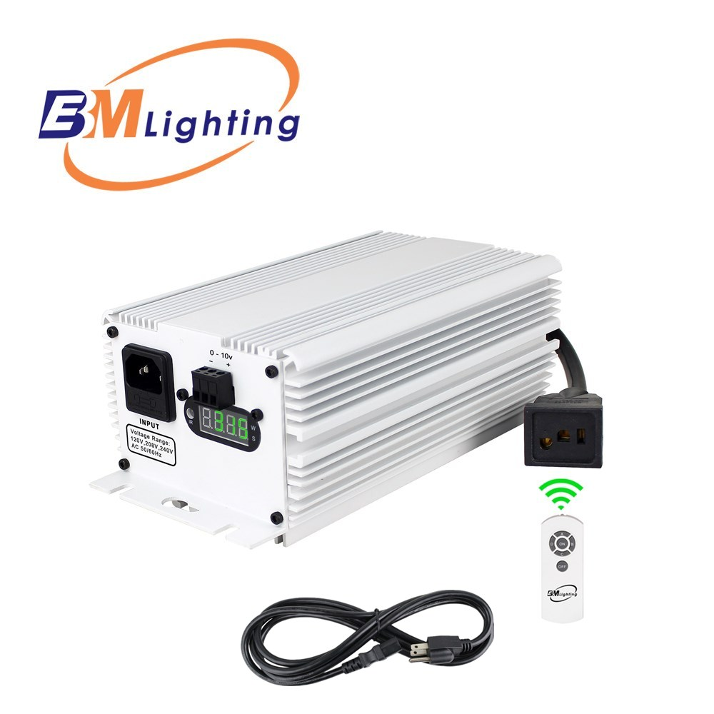 Low frequency electronic ballast 315w CMH digital ballast with UL listed 120V 208V 240V