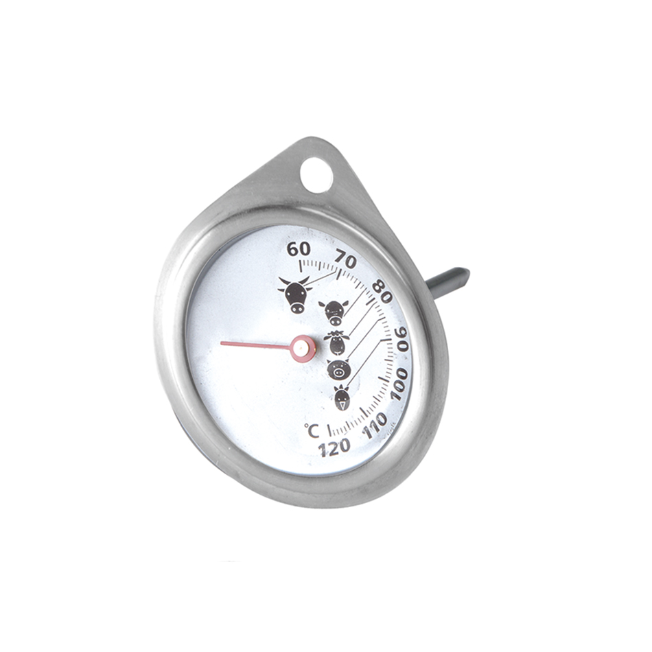 Meat Thermometer with beef/steak/lamb/poultry/pork dial