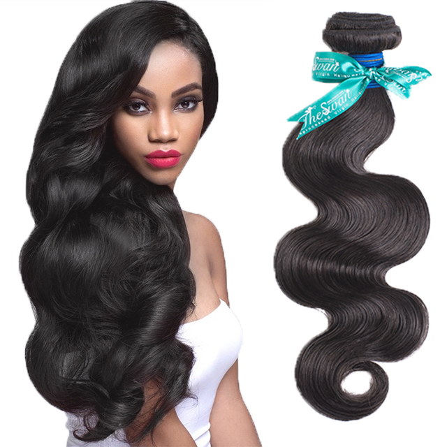 SWAN body wave Indian dubai peruvian hair, 100% virgin long peruvianhair bundles ,peruvian hair weaves pictures