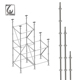 Used Ringlock Scaffolding System with Accessories for Sale