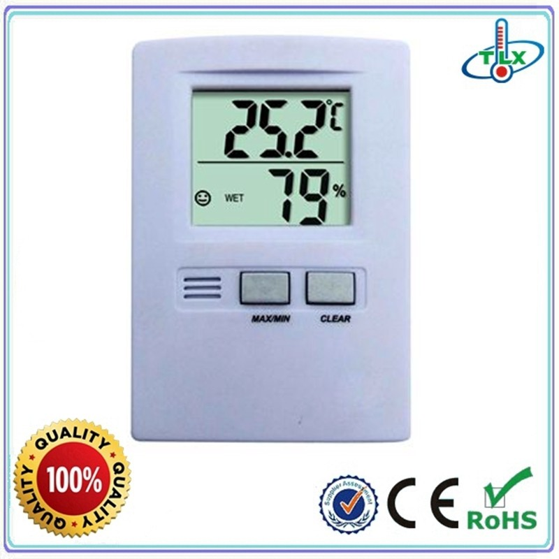 Excellent quality Crazy Selling round outdoor thermometer