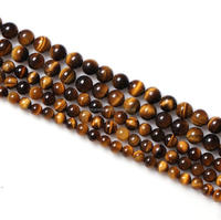 Wholesale Loose Tiger Eye Gemstone Beads for Jewelry Making