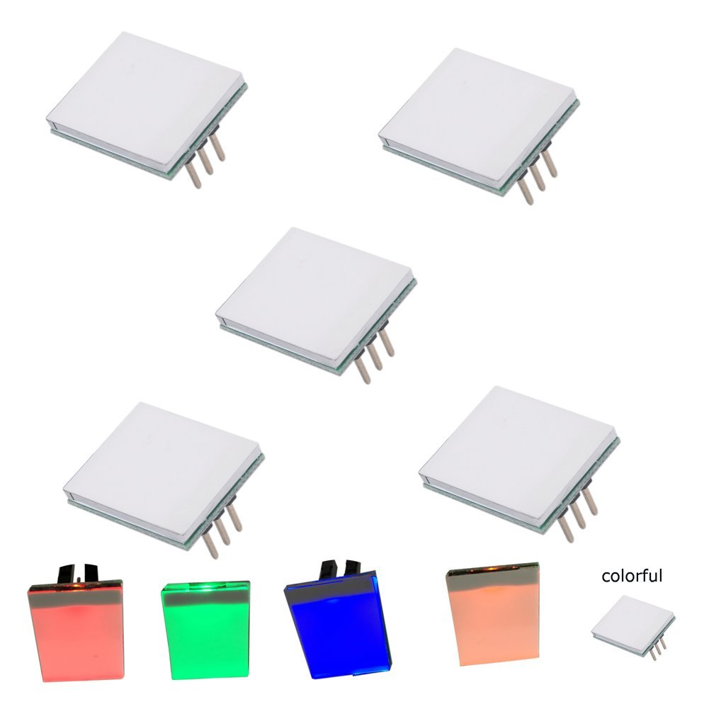Capacitive Touch Switch Module 2.7V-6V Module Anti-jamming(Pack of 5pcs)