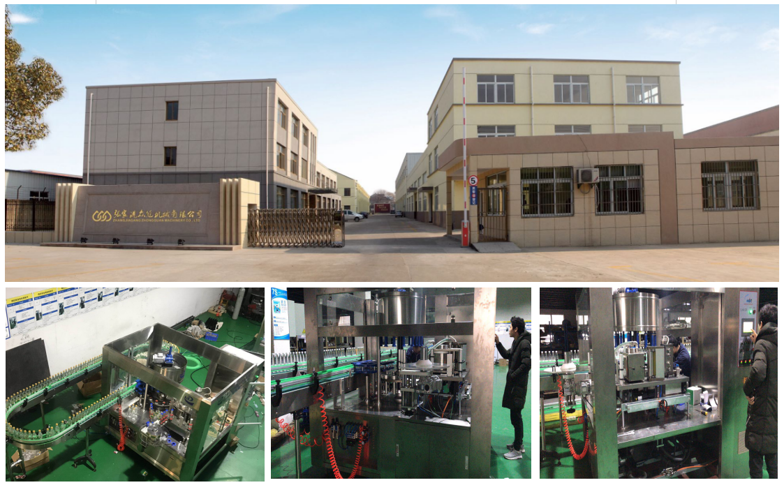 3L~10L Bottled  Water  3 In1 Filling Line/PET Bottled Water Production Line/5L Drinking Water Filling Plant