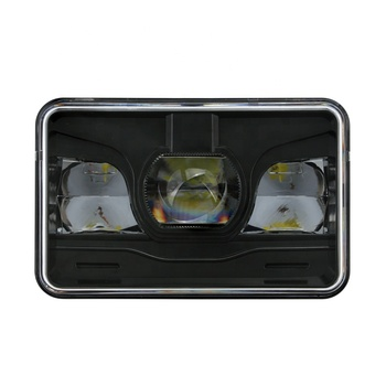 "Wholesale DOT Approval Kenworth 4x6"" Led Headlight with Competitive Price"