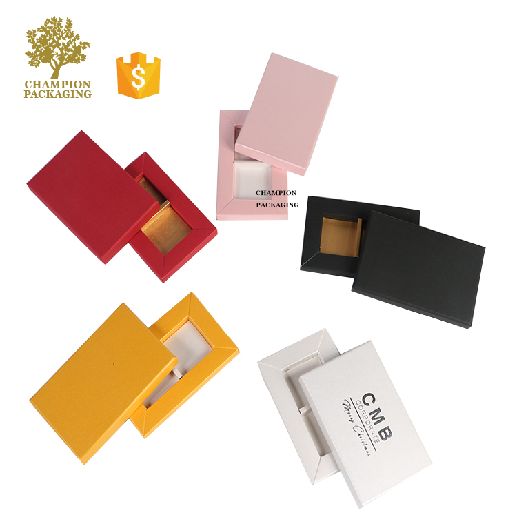 China Wholesale Beautiful Design Attractive Chocolate Packaging