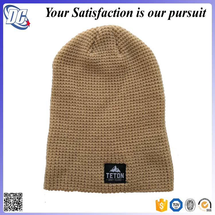 Cheap Hip hop floppy mens knitted carhartt norway slouch beanie hat