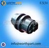 Track Roller / Bottom Roller EX50 track lower roller excavator undercarriage parts
