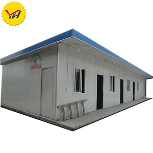 Earthquake and typhoon resistance popular overseas mobile house used to live or working directly