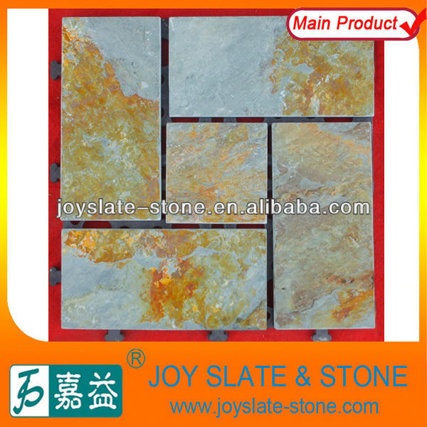DIY interlocking slate paver used exterior doors for sale