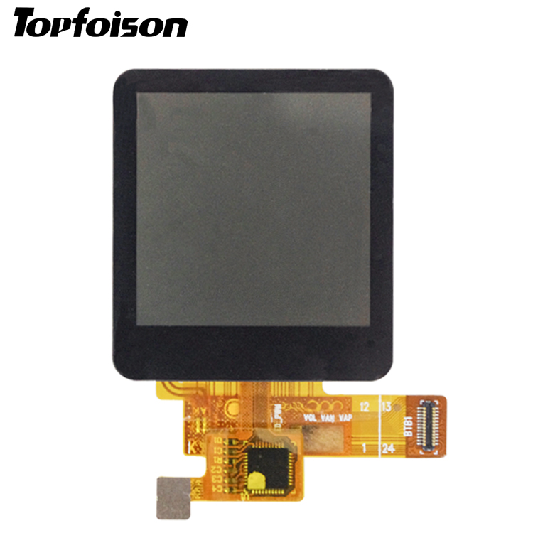 [New Arrival]Alibaba China Manufacturer 1.3inch Very Small ips custom tft display lcd screen for smart watch