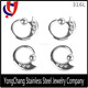 Stainless Steel 14G-5/16'' crescent casting ear stretching kit for body piercing jewelry